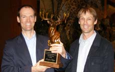 International Hunting Outfitter of the Year